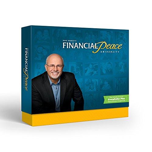 Dave Ramsey's Financial Peace University Membership Kit with EveryDollar Plus Promo (Best College Savings Plans Dave Ramsey)