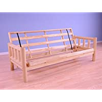 Lodge Futon Frame | Natural