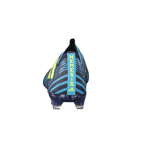 adidas Nemeziz 17+ 360agility FG, Scarpe Sportive Uomo Blu (Tinley/Amasol/Azuene)