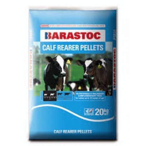 BARASTOC Calf Meal 20KG (MBCM20)