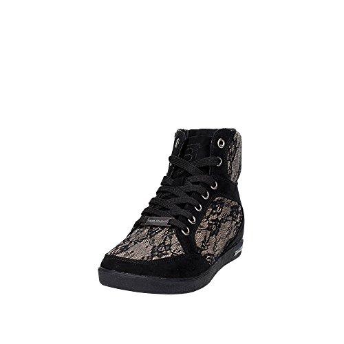 Alta Laura Biagiotti Taupe Sneakers 1557 Nero Donna RwctRrqUxB