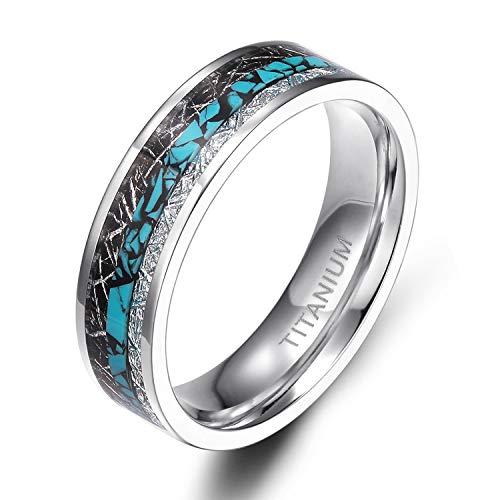 TIGRADE Titanium Turquoise Imitated Meteorite product image