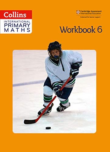 Collins International Primary Maths – Workbook 6