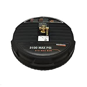 Generac 6132 High Pressure Surface Cleaner, 15-Inch