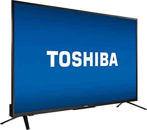 All-New Toshiba 50LF621U21 50-inch Smart 4K UHD with Dolby Vision - Fire TV Edition, Released 2020