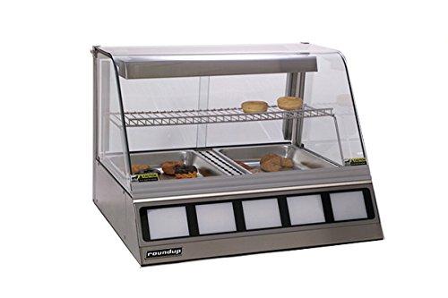 A.J. Antunes Roundup Heated Display Cabinet Model 100-165 Deg F Temp Range Model Dch-220/9500530 by A.J. Antunes