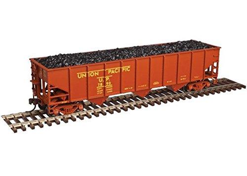 Ton 3 Bay Open Hopper - Atlas O Trainman 70-Ton 3-Bay Open Hopper, UP