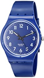 Swatch Men's GN230 Up-Wind Blue Watch