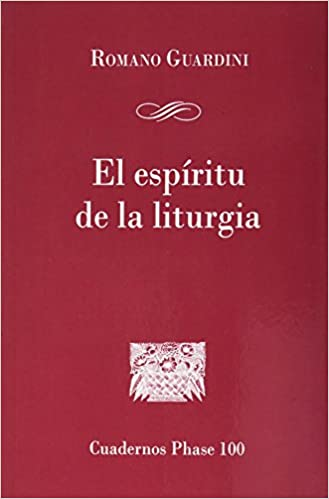 Espíritu de la liturgia, El: 100 (Cuadernos Phase): Amazon ...