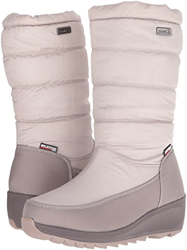 Pictures of Kamik Women's Detroit Snow Boot black 4