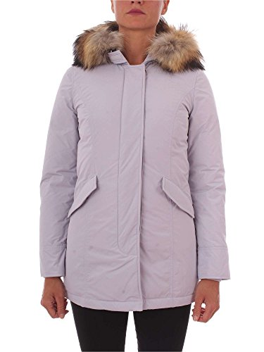 Donna Outerwear Giacca Bianco Woolrich Poliestere Wwcps2604cf40 1axpqwwOg6