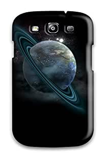 New Design Shatterproof JHWazcQ2638zIbTP Case For Galaxy S3 (rings) Sending Screen Protector in Free