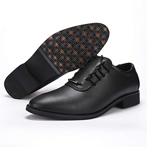 classiche personalit da Business e Scarpe 2018 shoes Men's uomo moda Jiuyue casual Oxford wFzp7qpn