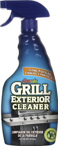 CitrusafeTM Exterior Grill Cleaner Bottle