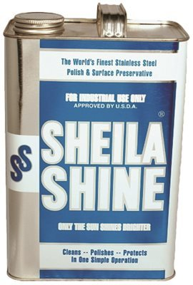 Sheila Shine Stainless Steel Cleaner (Sheila Shine Liquid)