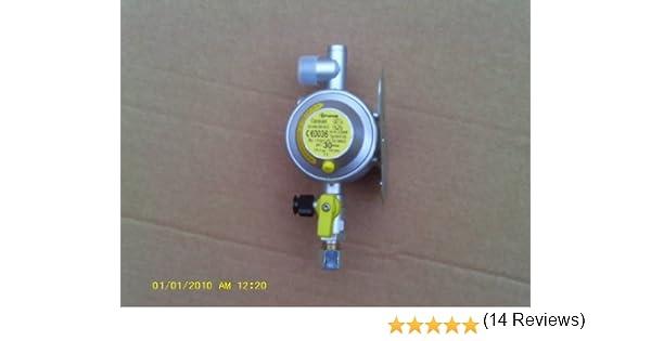 Truma rvs10 - Regulador de mamparo fijo para caravana, tipo EN 61 ...
