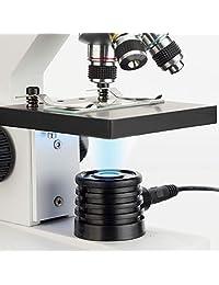 40 x  1000 x biológica Ciencia Estudiante microscopio compuesto