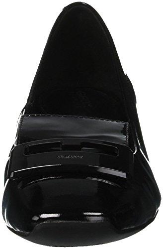 black A Vivyanne Geox Femme Ballerines Ballerina Noir D C9999 xqSZC6wZg