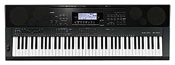 Casio WK-7500 Portable High Grade Keyboard - Nearly New