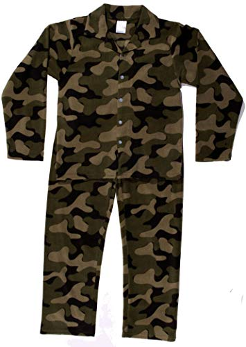 Set Coat Pj (Prince of Sleep Two Piece Pajama Set Pajamas Boys 44526-9-10-12)