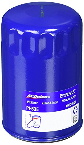 (ACDelco PF63E Professional Engine Oil Filter)
