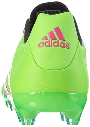 Adidas Es 16,2 Fg / Ag Mænds Fodbold Støvle, Grøn, Us10.5