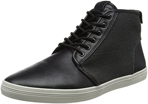 Aldo Killa, Scarpe Running Uomo Nero (Black Leather)