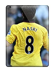Durable Defender Case For Ipad Air Tpu Cover(nasri)