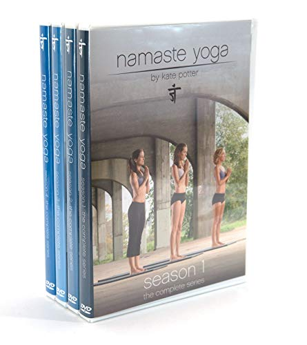 Namaste Yoga: Season 1 - 4 Box Set