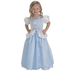Little Adventures Cinderella Princess Dress Up Costume for...