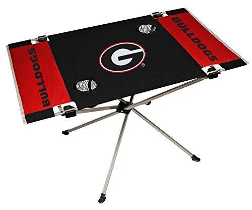 NCAA Portable Folding Endzone Table, 31.5 in x 20.7 in x ...