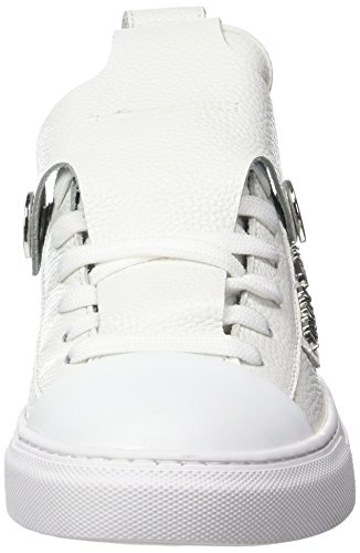 Offwhite Armani Sneaker Jeans Bassa Damen Weiß YYvq0n