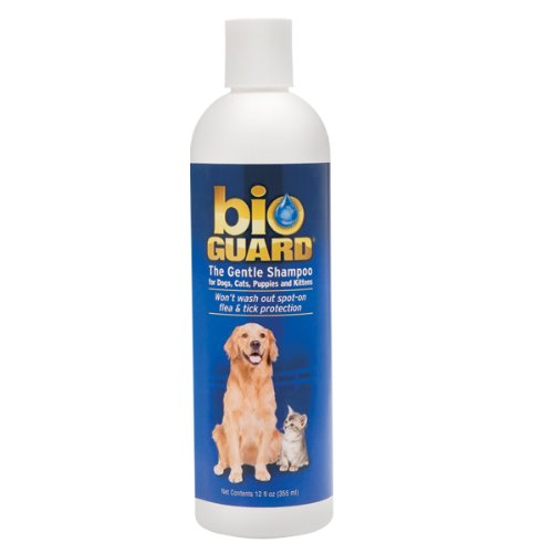 Bio Guard Shampoo, 12-ounce, My Pet Supplies