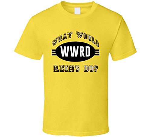 ould Reins Do WWJD Parody Custom Name T Shirt L Daisy (Daisy Rein)