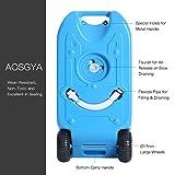 AOSGYA Portable Waste Water Holding Tank RV Water