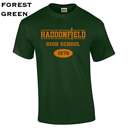 10 Haddonfield High School Funny Men's T