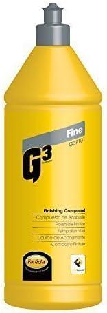 Farecla G3 Fine Finishing Compound 1 Kg G3 F101 Auto