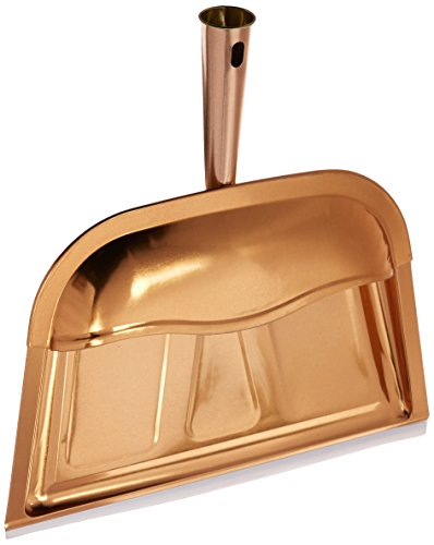 Range Kleen DP1CP Copper Hooded Dust Pan ()