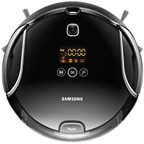 Samsung SR8980 Bolsa para el polvo Negro aspiradora robotizada ...