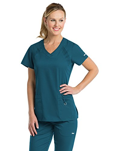 Professional Uniform (Grey's Anatomy Active 41447 Raglan Top Bahama S)