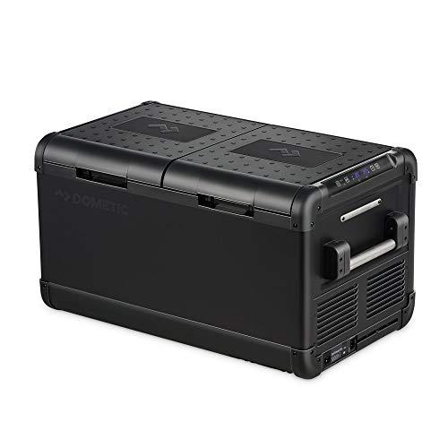 Dometic CFX-75DZWSE Electric Powered Portable Cooler, Dual Zone, Special Edition (Fridge Freezer)