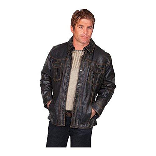 [スカーリー] メンズ ジャケット&ブルゾン Lamb Jacket 250 [並行輸入品] B07DJ1X915 XXL