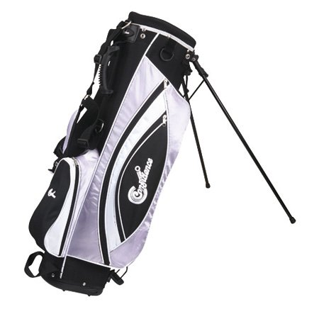 Golf Outlets of America, Inc. MR110 Confidence Golf LADY POWER Hybrid Club Set & Stand Bag