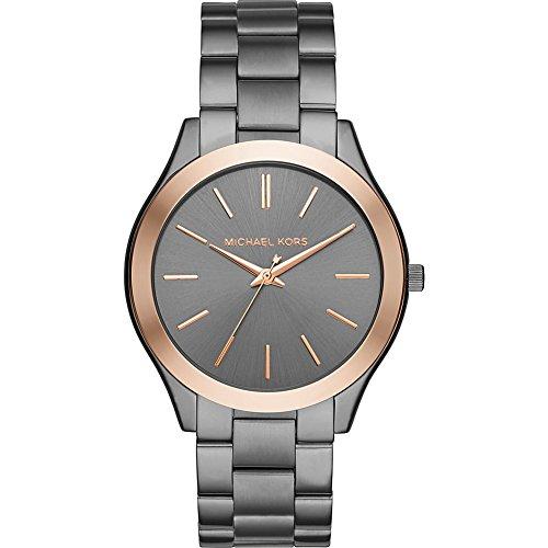 Michael Kors Watches Slim Runway Three-Hand Watch