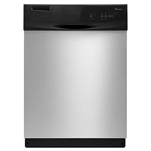 NEW in Box made by Whirlpool Stainless Steel Dishwasher Built In with Full Console, Tall Tub, Heated Dry, and