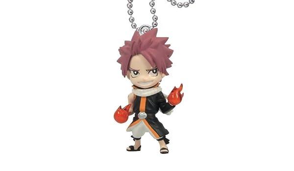 Amazon.com: Fairy Tail Deformed Mini Swing Keychain 04 ...