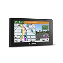 Garmin DriveSmart 60 6-Inch GPS Navigation System with Smart Notifications and Lifetime North America Maps