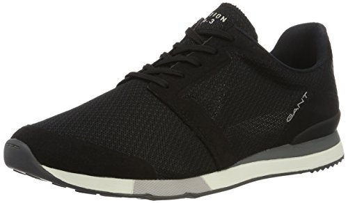 Gant Russell, Men's Low-Top Sneakers Black(black)