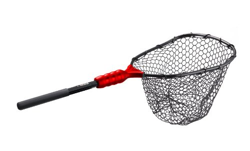Ego small rubber landing net masterbasser for Rubber fishing nets