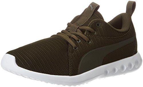 Puma Herren Carson 2 Outdoor Fitnessschuhe Braun (Forest Night-Castor Gray)